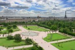 Parque. Foto de archivo