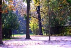 Parque Fotos de Stock Royalty Free