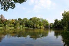 Parque Fotografia de Stock