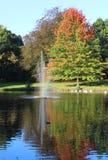 Parque Aalst Fotografía de archivo