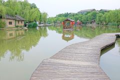 Parque acuático Fotografía de archivo