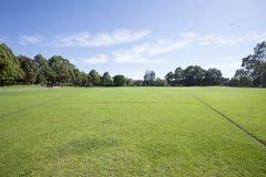 Parque al aire libre en Sydney imagenes de archivo