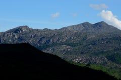 Parque ambiental de Minas Gerais fotografía de archivo libre de regalías