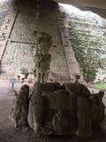 Parque arqueológico foto de archivo libre de regalías