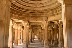 Parque arqueológico de Champaner - de Pavagadh perto de Vadodara, Índia Imagens de Stock