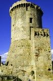 Parque arqueológico de Elea - Velia, Marina di Ascea fotografia de stock