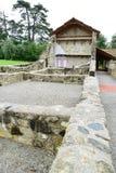 Parque arqueol?gico Carnuntum imagem de stock royalty free