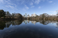 Parque Atlanta de Piamonte Foto de archivo
