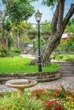 Parque Bermuda do Queens Fotografia de Stock Royalty Free