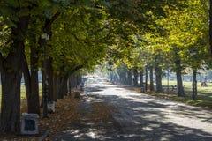 Parque Borisova Gradina 3 fotografía de archivo libre de regalías