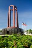 Parque Bucarest del villancico Fotos de archivo