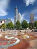 Parque centenario foto de archivo libre de regalías