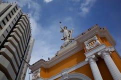 Parque Centenario Fotografia Stock Libera da Diritti