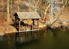 Parque central Imagen de archivo libre de regalías