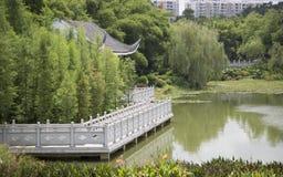 Parque chino fotos de archivo