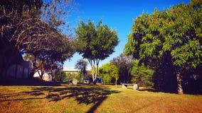 Parque colorido Imagen de archivo