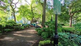 Parque cuadrado de la uni?n en Manhattan #4