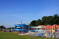 Parque da água Fotografia de Stock Royalty Free