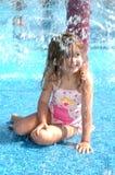 Parque da água Fotos de Stock Royalty Free