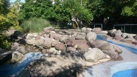 Parque da água Imagem de Stock Royalty Free