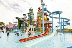 Parque da água de Cartoon Network Amazone imagem de stock royalty free