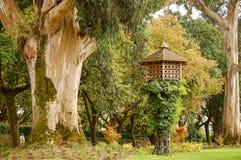 Parque DA Alameda - Santiago de Compostela Imágenes de archivo libres de regalías