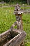 Parque da aventura em Mendlingtal Foto de Stock Royalty Free