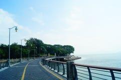 Parque da baía de Shenzhen Imagem de Stock