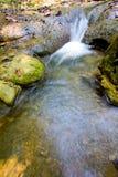 Parque da cachoeira da floresta de Sra Nang Manora Phangnga Nation fotografia de stock royalty free