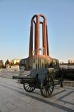 Parque da canção de natal - Bucareste 4 Imagens de Stock
