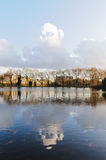 Parque da charneca de Hampstead Fotografia de Stock Royalty Free