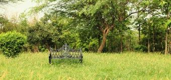Parque da cidade Fotografia de Stock