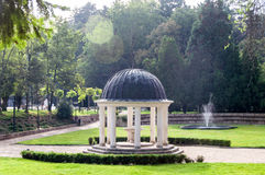Parque da cidade em Bankya Fotos de Stock