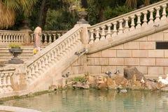 Parque da citadela Imagem de Stock Royalty Free