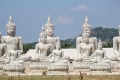 Parque da estátua da Buda em Nakhon Si Thammarat, Tailândia Fotos de Stock