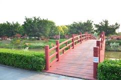 Parque da exposição de GuangZhou Fotografia de Stock