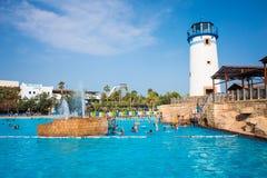 Parque da água Imagem de Stock