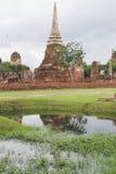 Parque da herança de Ayutthaya Imagens de Stock