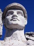Parque da lembrança - monumento comunista Fotografia de Stock Royalty Free