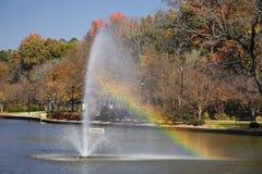 Parque da liberdade em Charlotte Fotografia de Stock Royalty Free