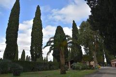 Parque da maneira de Appian Fotografia de Stock