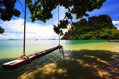 Parque da nação de Koh-Hong em Tailândia Foto de Stock