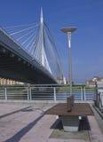 Parque da ponte de Seri Wawasan Fotografia de Stock Royalty Free