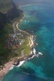 Parque da vida de mar por Golfinho Descoberta Fotos de Stock Royalty Free