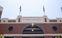 Parque da vida do globo, Arlington, Texas fotos de stock royalty free