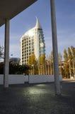 Parque DAS Nações, Lissabon Lizenzfreie Stockfotos
