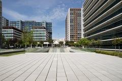 Parque DAS Nacoes in Lissabon, Portugal Lizenzfreie Stockfotos