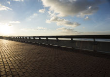 Parque de Ла Memoria Стоковое Изображение