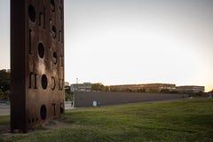 Parque de Ла Memoria (Monumento) Стоковое фото RF
