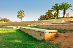 Parque de Abrasha. Jaffa. Imagens de Stock Royalty Free
